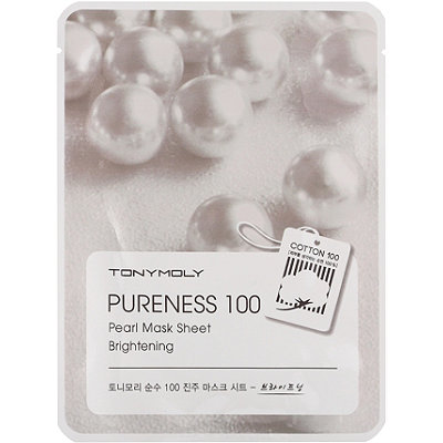 Tony Moly Pearl Mask Sheet-Brightening