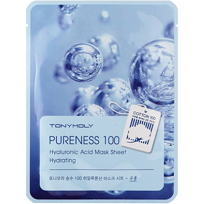 Tony Moly Hyaluronic Acid Mask Sheet - Hydrating