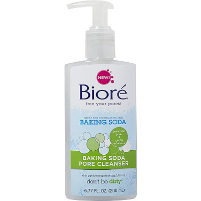 Bioré Baking Soda Liquid Pore Cleanser