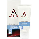 Alpha Skincare Online Only Moisturizing Facial Sunscreen SPF 30