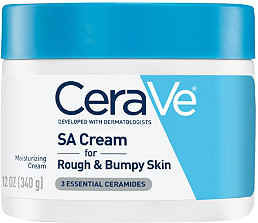 CeraVe SA Moisturizing Cream for Rough and Bumpy Skin   Ulta Beauty 5485119dab