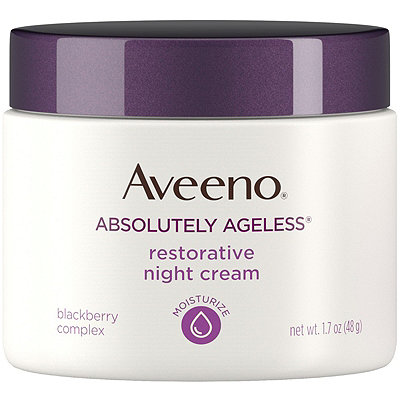 AveenoAbsolutely Ageless Restoring Night Cream