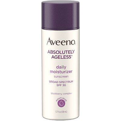 Aveeno Absolutely Ageless Daily Moisturizer SPF 30
