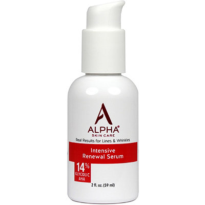 Alpha SkincareOnline Only Intensive Renewal Serum