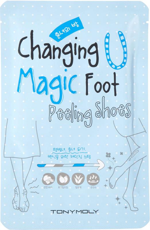 TONYMOLY Foot Peeling Shoes   Ulta Beauty