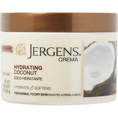 JergensCream Hydrating Coconut Milk Body Cream