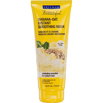 Feeling Beautiful Banana Oat Instant Smoothing Mask
