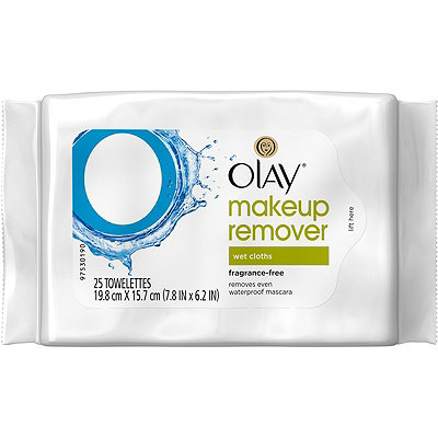 Olay Makeup Remover Wet Cloths 25 ct