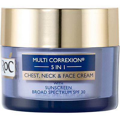 RoC Chest%2C Neck %26 Face Cream SPF 30