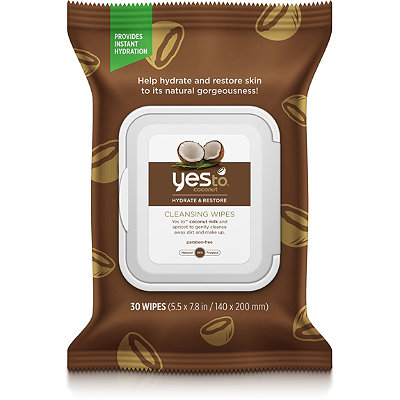 Coconut Cleansing Wipes
