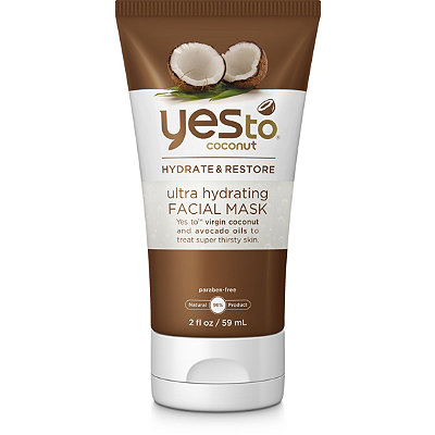 Yes toCoconut Ultra Hydrating Facial Mask