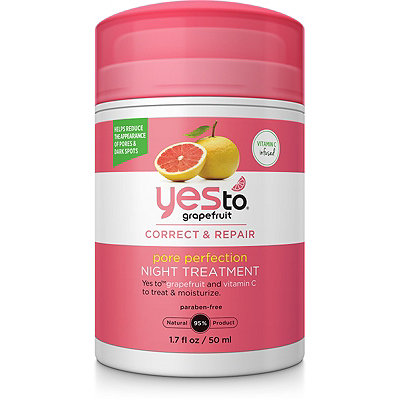 Yes toGrapefruit Pore Perfection Night Treatment