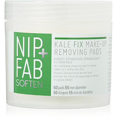 Nip + FabSoften Kale Fix Make-Up Remover