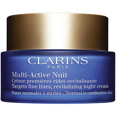 ClarinsMulti-Active Night Cream, Normal to Combination Skin