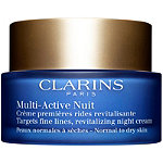 Clarins Online Only Multi-Active Night Cream, Normal to Dry Skin