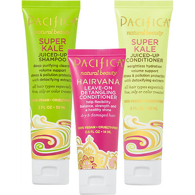 Pacifica  Jet Set Trio Kale Collection