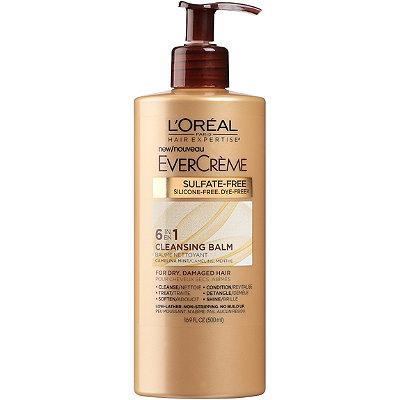 L'OréalHair Expertise EverCr%C3%A8me Cleansing Balm