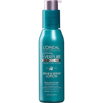 L'OréalHair Expertise EverPure Repair %26 Defend Lotion Leave-In