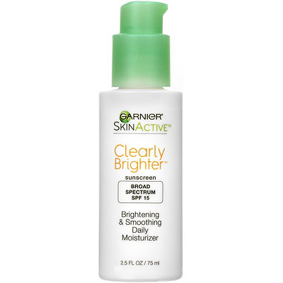 Garnier SkinActive Clearly Brighter Brightening %26 Smoothing Daily Moisturizer SPF 15