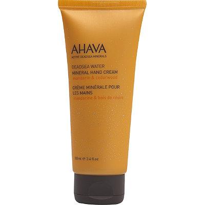 AhavaMineral Hand Cream Mandarin %26 Cedarwood