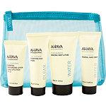 AhavaFREE Essential Set w/any $35 Ahava purchase
