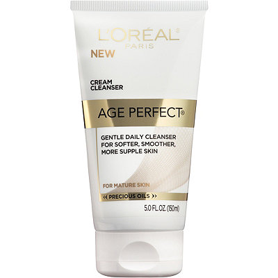 L'OréalAge Perfect Gentle Daily Cream Cleanser