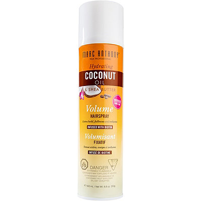 Marc Anthony Hydrating Coconut Oil %26 Shea Butter Volume Hairspray