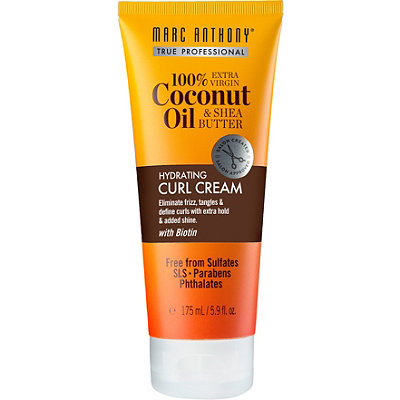 Marc Anthony Hydrating Coconut Oil %26 Shea Butter Curl Cream