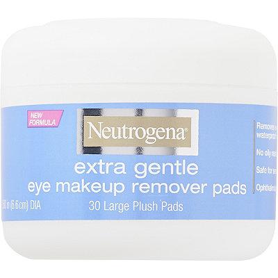 NeutrogenaExtra Gentle Eye Makeup Remover Pads