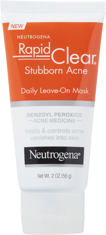 Rapid Clear Stubborn Acne Daily Leave-on Mask | Ulta Beauty
