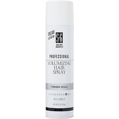 Salon GrafixVolumizing Hair Spray Firmer Hold