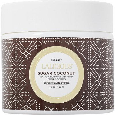 LaliciousSugar Coconut Extraordinary Whipped Sugar Scrub