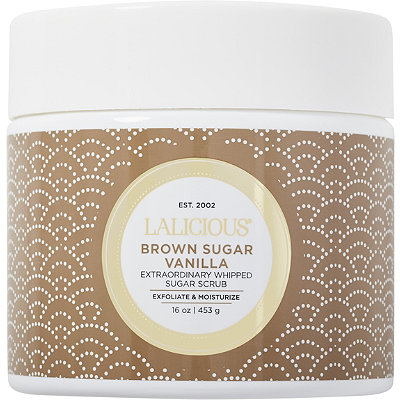 LaliciousBrown Sugar Vanilla Extraordinary Whipped Sugar Scrub