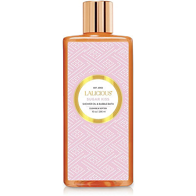 Lalicious Sugar Kiss Shower Oil %26 Bubble Bath
