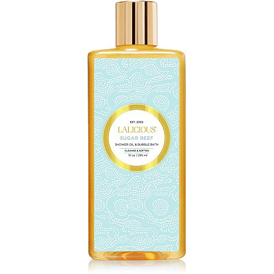 Lalicious Sugar Reef Shower Oil %26 Bubble Bath