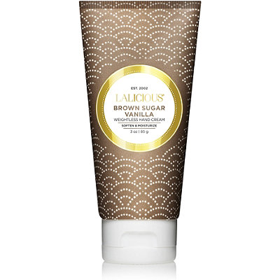 Lalicious Brown Sugar Vanilla Weightless Hand Cream