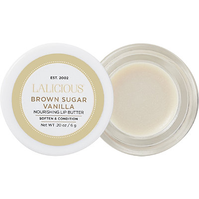 Lalicious Brown Sugar Vanilla Nourishing Lip Butter