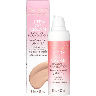 PacificaUltra CC Cream Radiant Foundation
