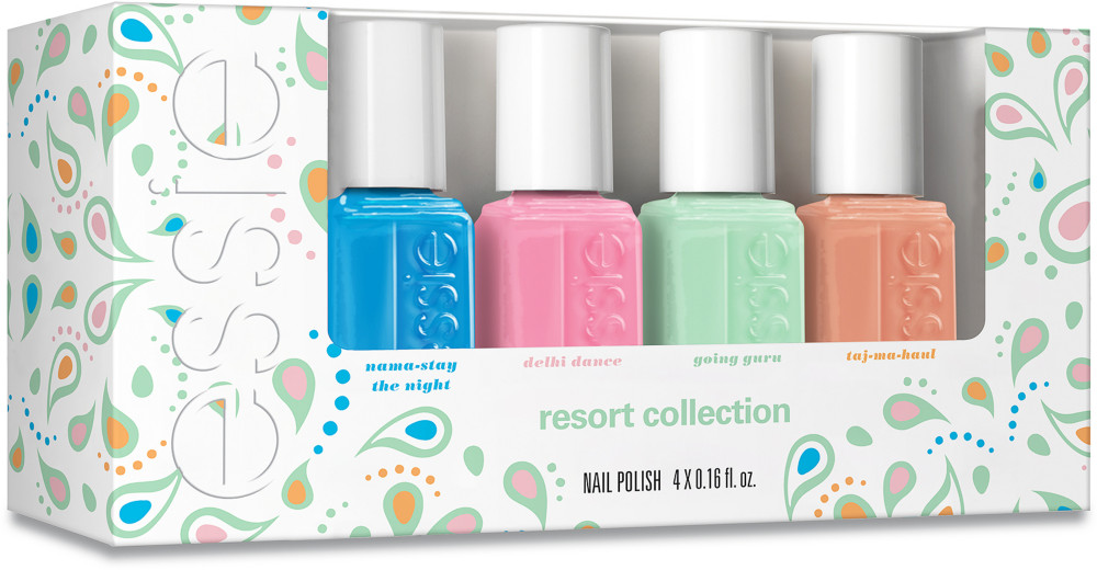 Resort 4 Pc Mini Nail Polish Set | Ulta Beauty