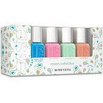 EssieResort 4 Pc Mini Nail Polish Set