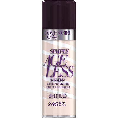 Simply Ageless 3-In-1 Liquid Foundation