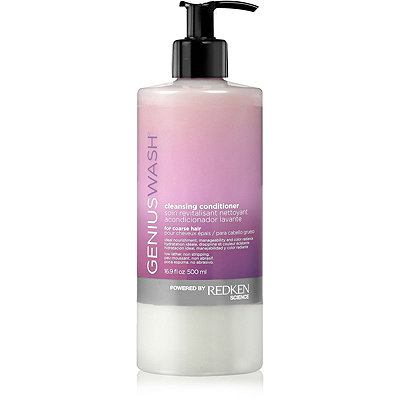 Redken Genius Wash for Coarse Hair