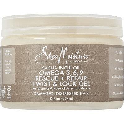 SheaMoistureSacha Inchi Rescue %26 Repair Twist %26 Lock Lotion