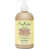 Jamaican Black Castor Oil Strengthen Grow &Amp; Restore Rinse Out Conditioner by Shea Moisture