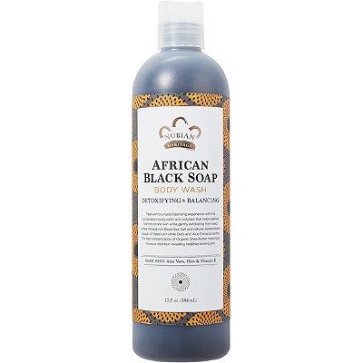 Nubian HeritageAfrican Black Soap Body Wash