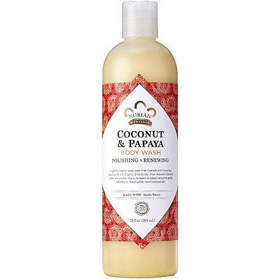 Nubian Heritage Coconut %26 Papaya Body Wash