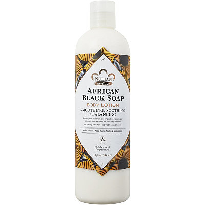 Nubian HeritageAfrican Black Soap Body Lotion