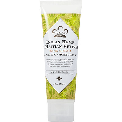 Nubian Heritage Indian Hemp %26 Vetiver Hand Cream