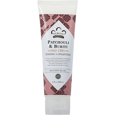 Nubian HeritagePatchouli %26 Buriti Hand Cream
