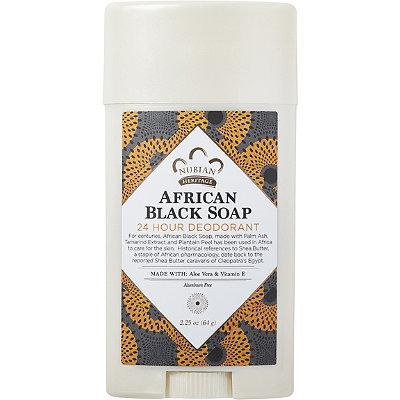 Nubian HeritageAfrican Black Soap Deodorant